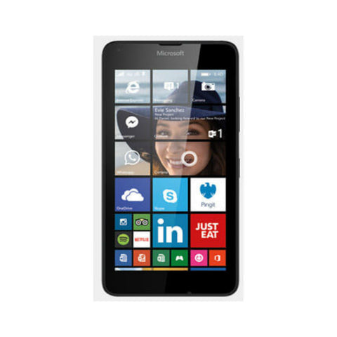 Nokia Lumia 640 Dual 8GB Black Unlocked (CN Version)