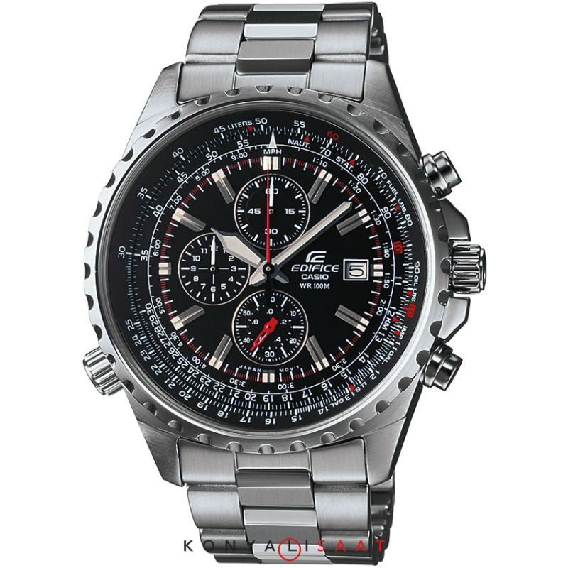 Casio Edifice Chronograph EF-527D-1A Watch (New With Tags)