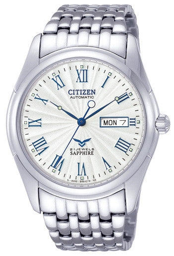 Citizen Automatic Sapphire NH8240-57A Watch (New with Tags)