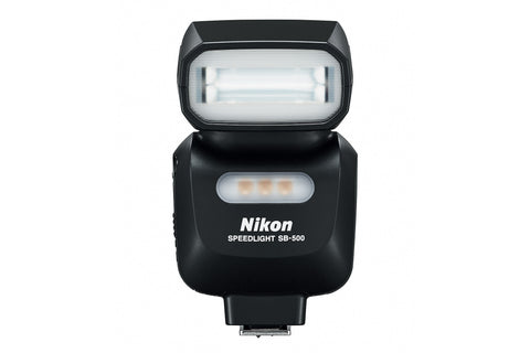 Nikon Flash SB-500 DX Speedlites and Speedlight