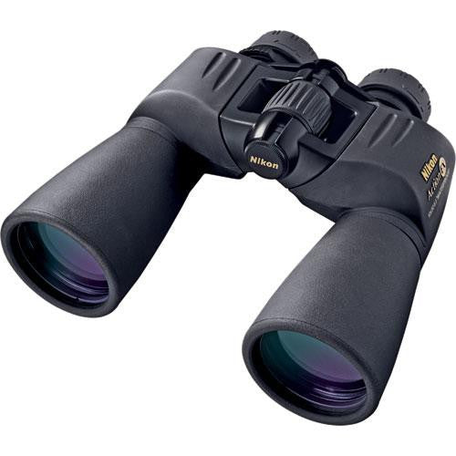Nikon ACTION EX 10 x 50 Black Binoculars