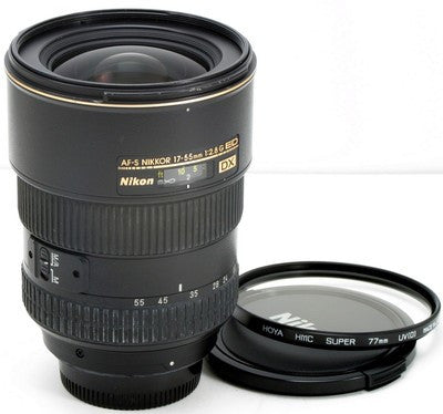 Nikon AF-S DX Zoom-Nikkor 17-55mm f2.8G IF-ED Lens