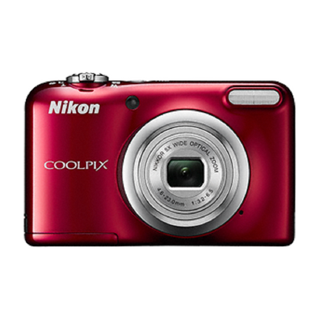 Nikon Coolpix A10 Red Digital Camera