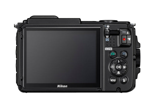 Nikon Coolpix AW130 Camouflage Digital Camera