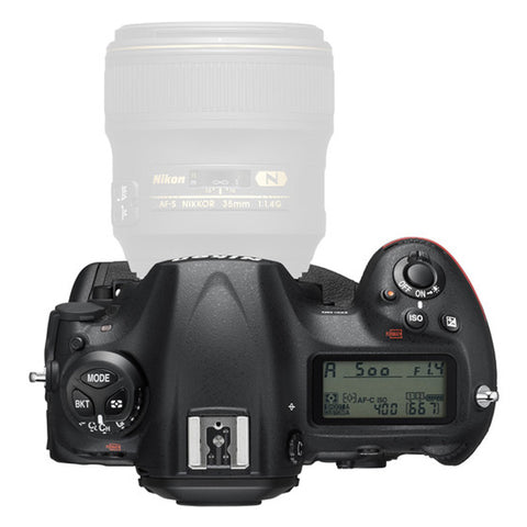 Nikon D5 Body Black Professional Digital SLR Camera (CF Type)