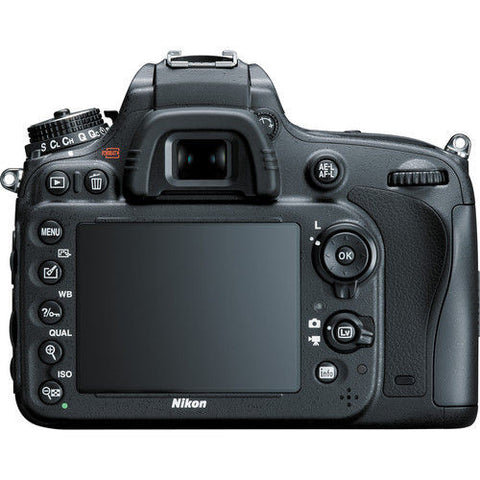 Nikon D610 Body Black Digital SLR Camera