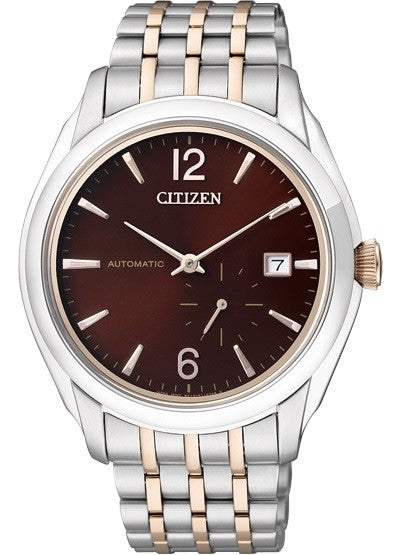 Citizen Automatic Sapphire NJ0064-56W Watch (New with Tags)
