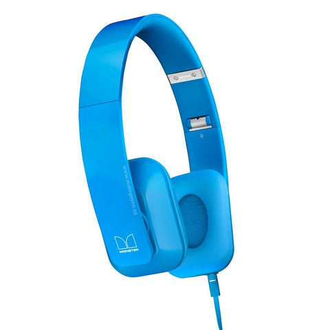 Nokia Purity by Monster HD Stereo Headset WH-930 (Blue)