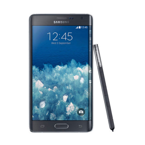 Samsung Galaxy Note Edge 32GB 4G LTE Charcoal Black (SM-N915G) Unlocked