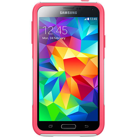 OtterBox Commuter Series for Samsung Galaxy S5 Neon Rose