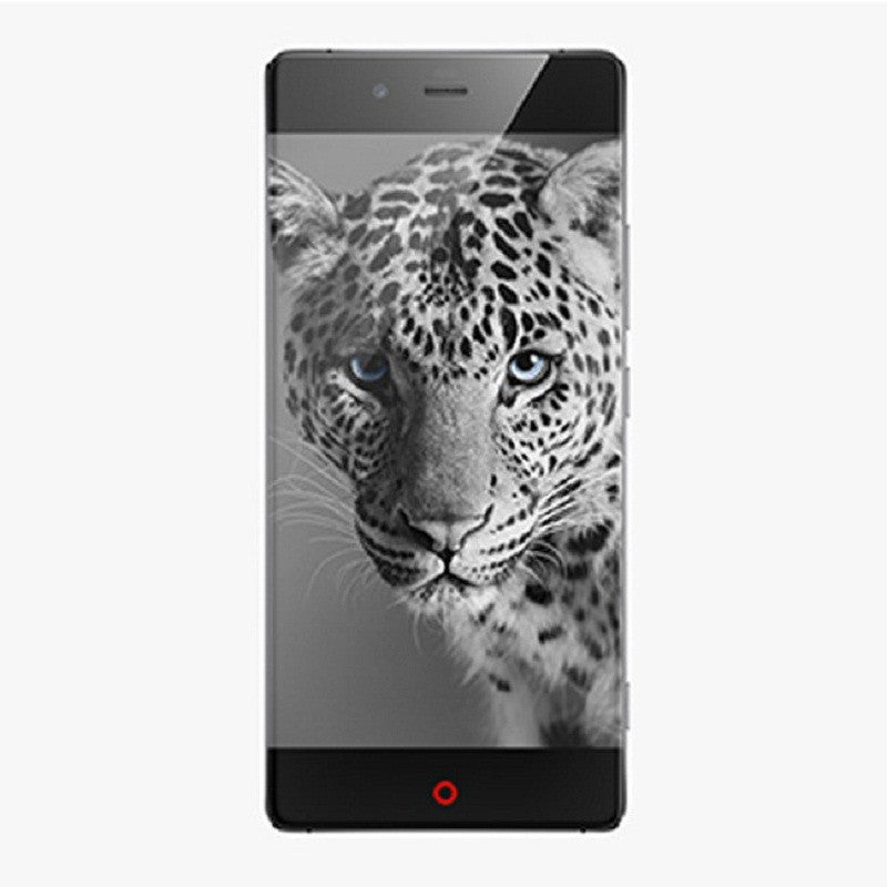 ZTE Nubia Z9 Dual 32GB 4G LTE Borderless Extreme Edition Black Unlocked