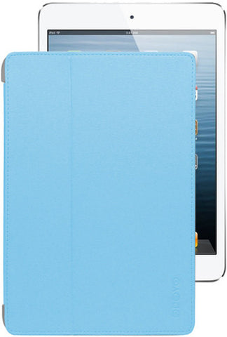 Odoyo Aircoat Folio Hard Case for iPad Mini 4 Sky Blue