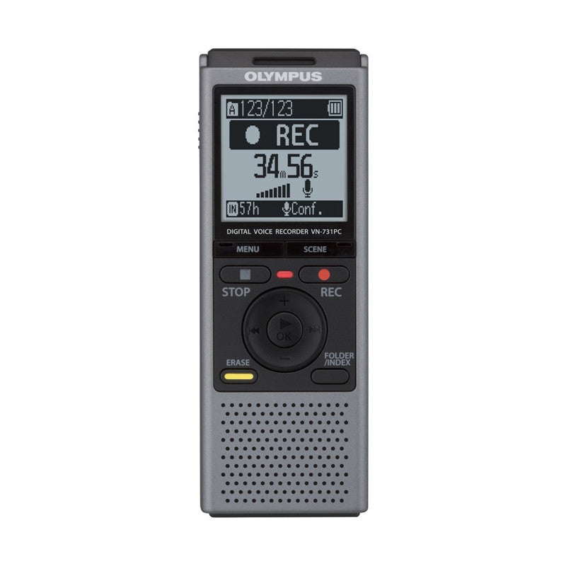 Olympus VN-731 PC 2GB Digital Voice Recorder