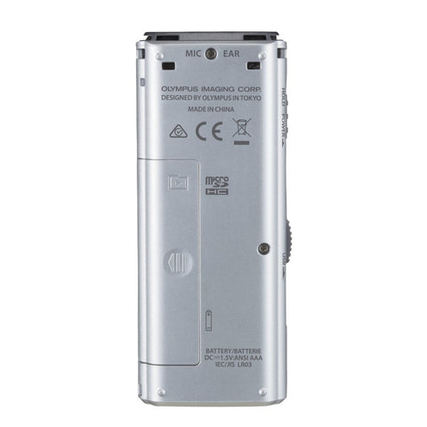 Olympus WS-831 2GB Digital Voice Recorder with MP3