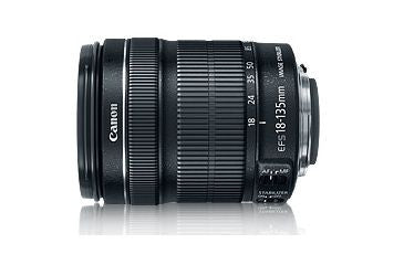 Canon EF-S 18-135mm f3.5-5.6 IS STM Lens (White Box)