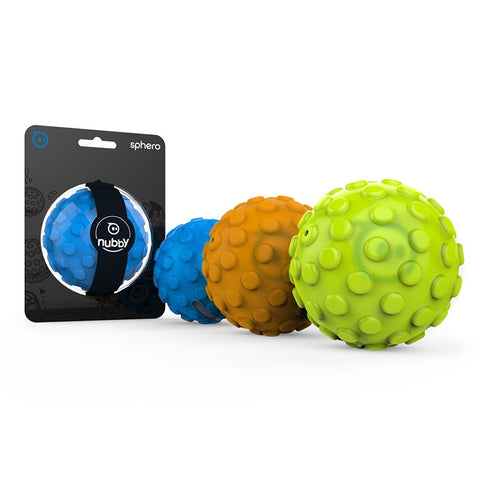 Orbotix Nubby Cover for Sphero 2.0 Blue