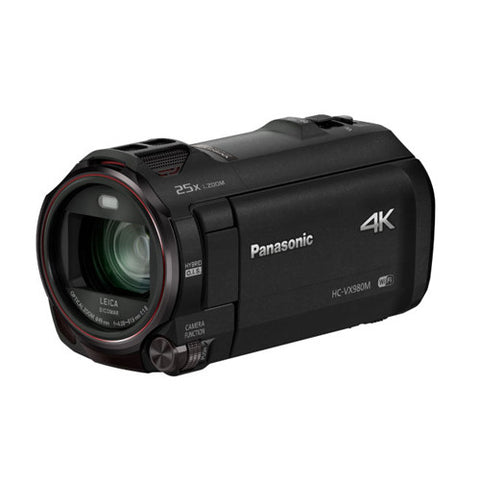Panasonic HC-VX980M Full HD Camcorder (Black)