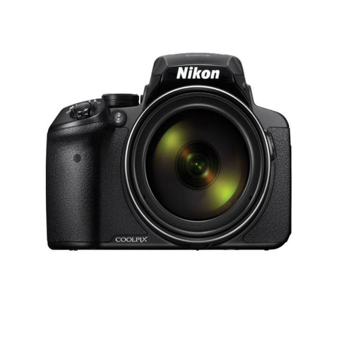 Nikon Coolpix P900 Black Digital Camera