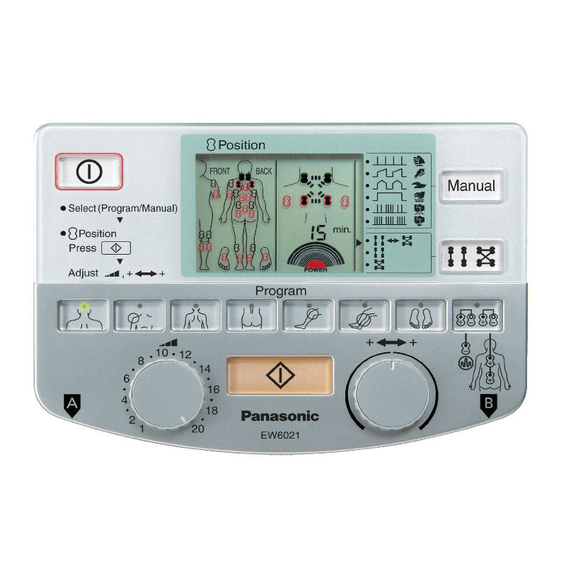 Panasonic EW-6021 Low Frequency Treatment Device