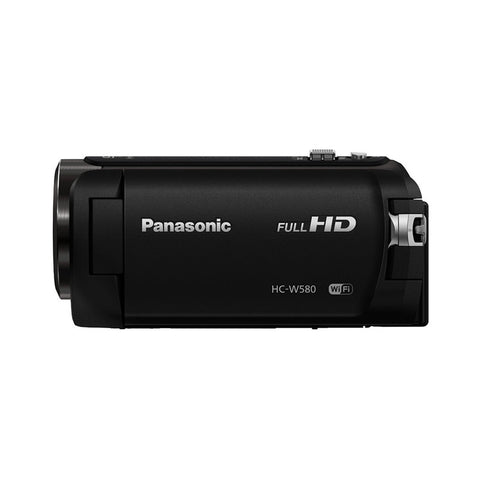 Panasonic HC-W580 Full HD Camcorder (Black)