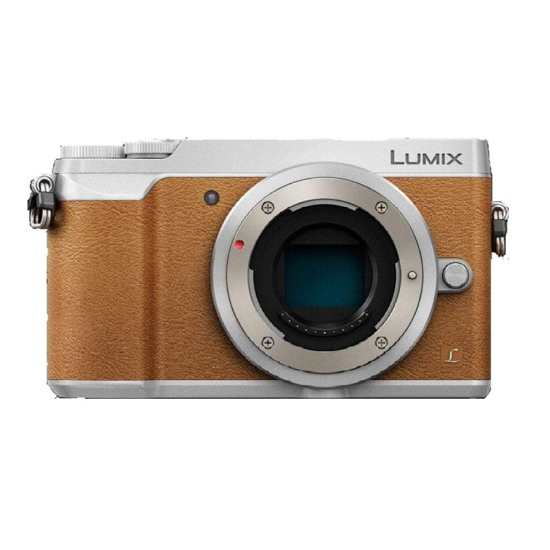 Panasonic Lumix DMC-GX85 Body Brown Digital Camera