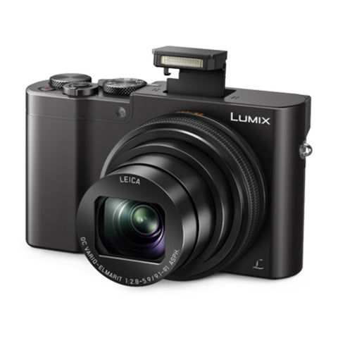 Panasonic Lumix DMC-TZ110/ZS110 Black Digital Camera