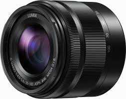 Panasonic Lumix G Vario 35-100mm F4.0-5.6 Black Lens