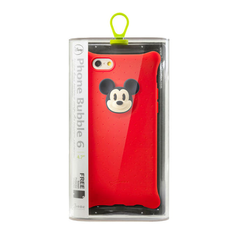 Bone Collection Mickey PH14011-MIC Phone Bubble 6 Case