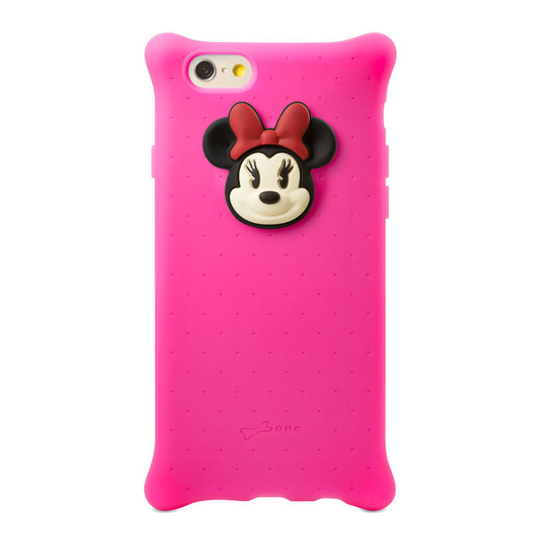 Bone Collection Minnie PH14011-MIN Phone Bubble 6 Case (Pink)