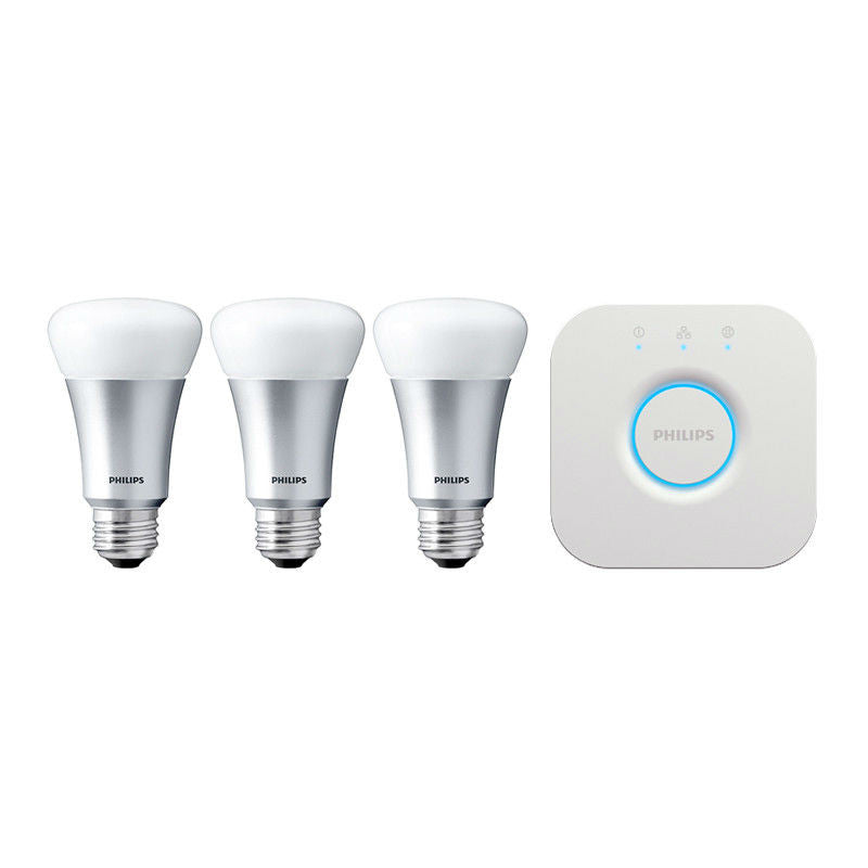 Philips Hue White and Color Ambiance Starter Kit (New Version)