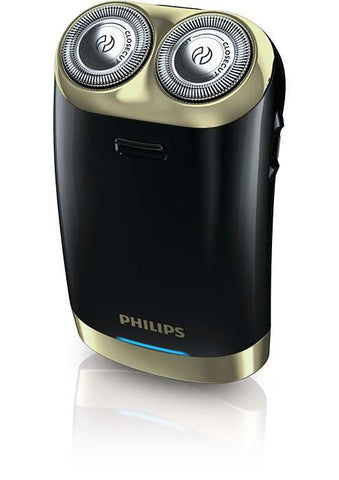 Philips Travel HS199/16 Electric Rechargeable Shaver (Black)