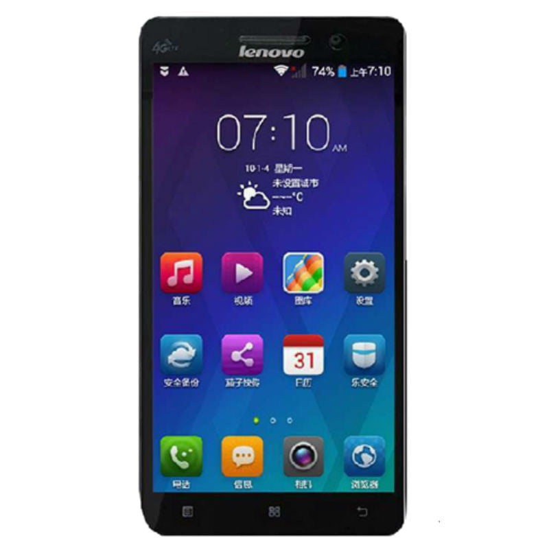 Lenovo A5800 Dual 4GB 4G LTE Black (Unlocked)