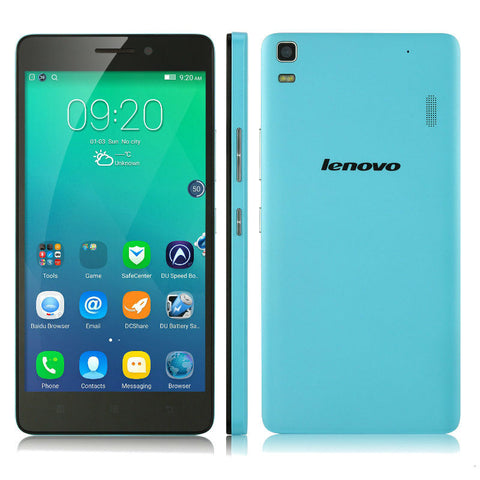 Lenovo K3 Note Dual 16GB 4G LTE Blue (K50-T3S) Unlocked