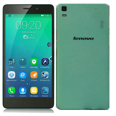 Lenovo K3 Note Dual 16GB 4G LTE Green (K50-T3S) Unlocked