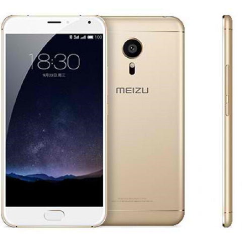 Meizu MX Pro 6 64GB 4G LTE Gold Unlocked (CN Version)