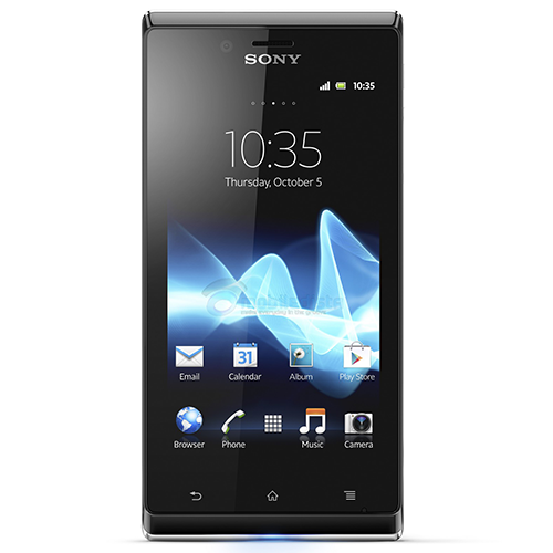 Sony Xperia J 4GB 3G Gold (ST26I) Unlocked