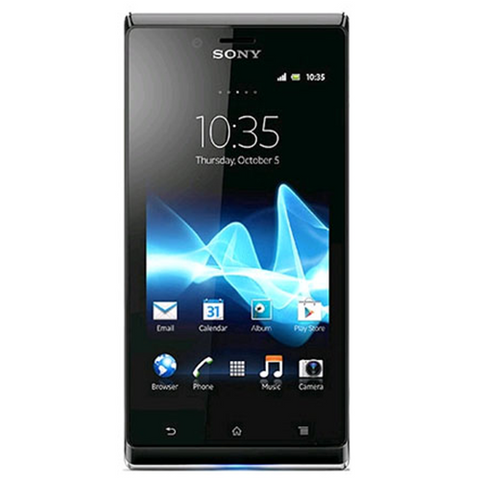 Sony Xperia J 4GB 3G White (ST26I) Unlocked