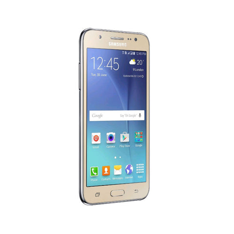 Samsung Galaxy J5 Duos 16GB 4G LTE Gold (SM-J5008) Unlocked (CN Version)