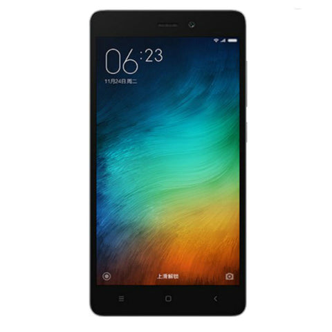Xiaomi Redmi 3 Dual 32GB 4G LTE Grey Unlocked