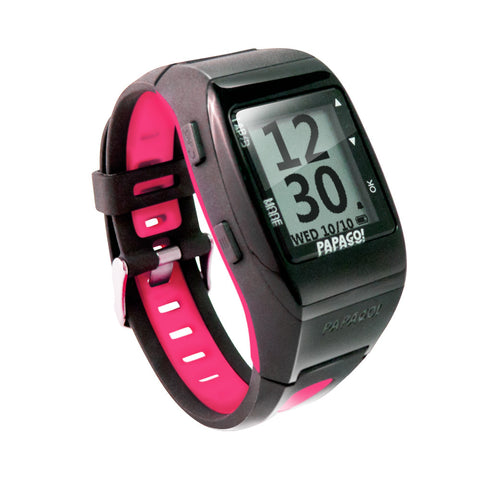 GOLife by Papago GoWatch 770 GPS Sports Watch Pink
