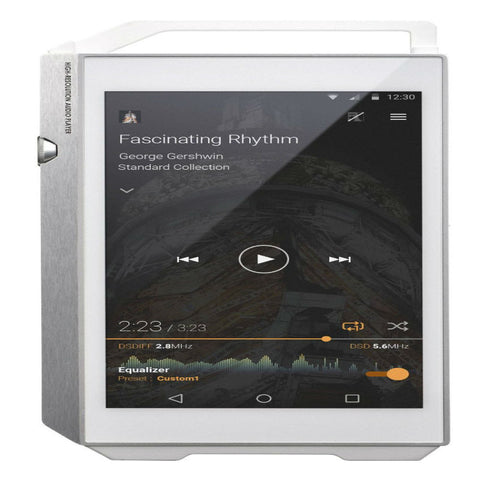 Pioneer Digital Audio Play XDP-100R-K (Silver)