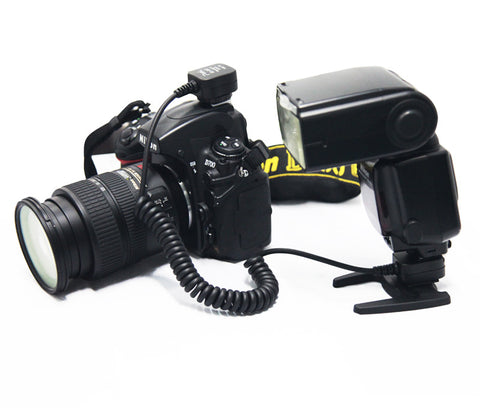 Pixel FC-312 Flashgun Cable for Nikon