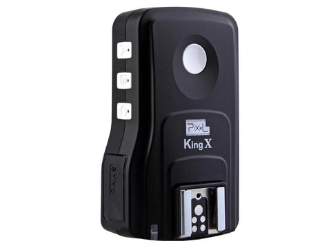 Pixel King X Wireless TTL Flash Trigger for Canon