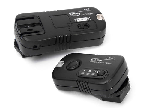 Pixel Soldier Wireless Shutter Flash Remote Control for Olympus and Panasonic