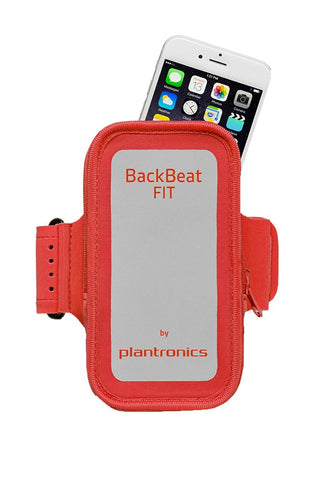 Plantronics BackBeat Fit Wireless Headphones (Red)