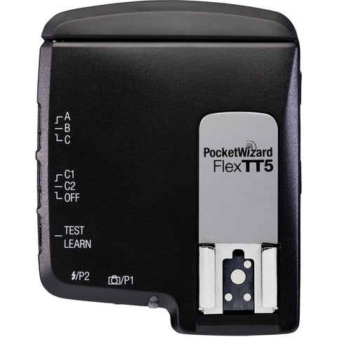 PocketWizard FlexTT5 Transceiver Radio Slave