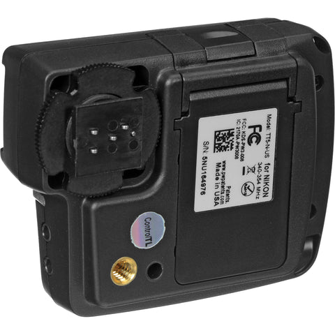 PocketWizard FlexTT5 Transceiver Radio Slave (Nikon i-TTL Flash System)