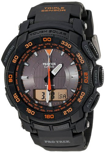 Casio Protrek Tough Solar PRG-550-1A4 Watch (New with Tags)