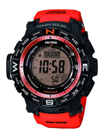 Casio Protrek Digital PRW-3500Y-4 Watch (New with Tags)