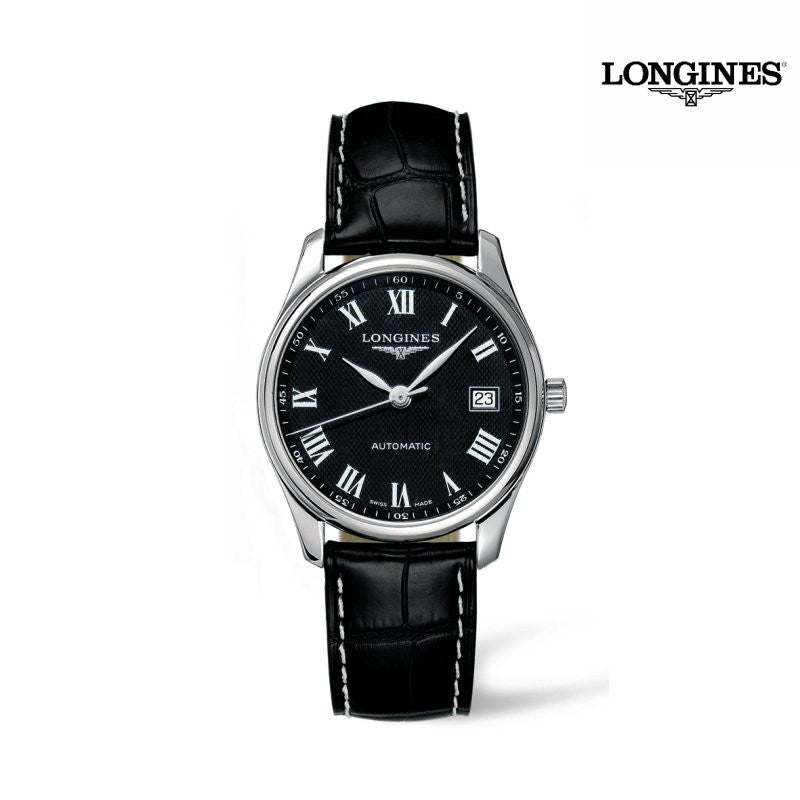Longines Master Collection L25184517 Watch (New with Tags)